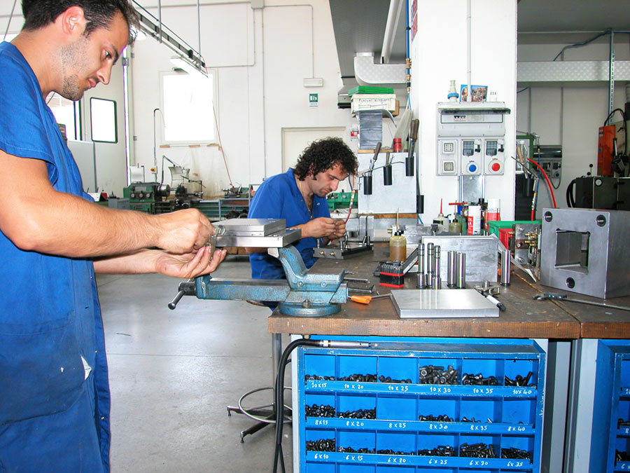 Azienda - Officina Meccanica